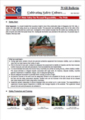 WSH Bulletin Feb 2012 / Mar 2012