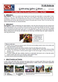 WSH Bulletin Oct 2011 / Nov 2011